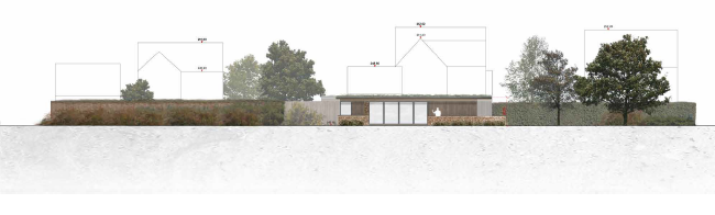 Modern Dwelling In Bisley Stroud For Planning Permission